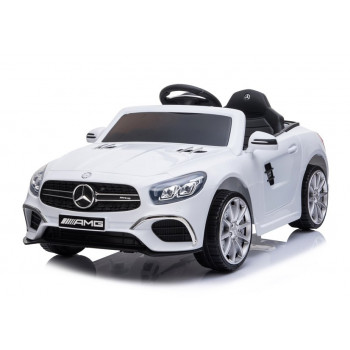Auto Na Akumulator Mercedes SL63 Biały