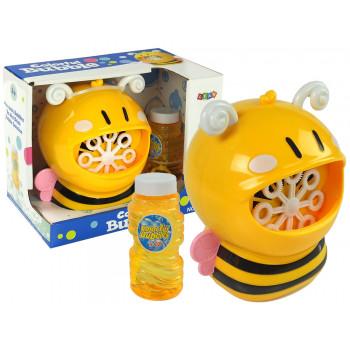 Maszyna do Baniek Mydlanych Pszczółka Płyn