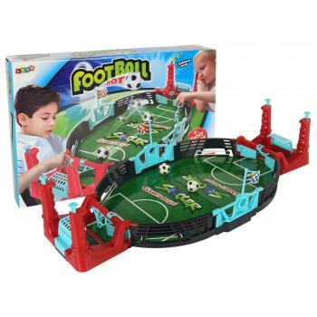 Gra Zręcznościowa Stołowa Mini Piłka Nożna Piłkarzyki Bramka
