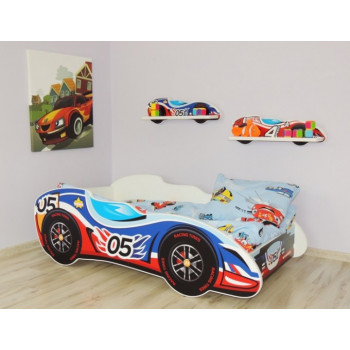 Łóżko Formuła 05 CAR 70x140...