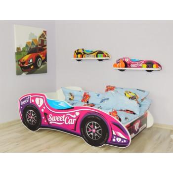 Łóżko Formuła SWEET CAR...