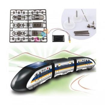 Zabawka Edukacyjna Pociąg Solarny Bullet Train