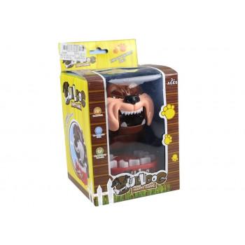 Gra Zręcznościowa Gryzący Bulldog