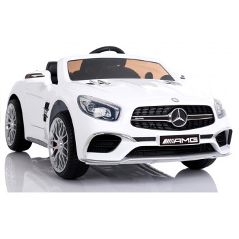 Auto na Akumulator Mercedes SL65 MP3  Biały