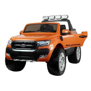 Auto na akumulator Ford Ranger Pomarańczowy lakier 4x4