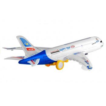 Samolot Świeci Gra Jeżdżący Napęd Bump Go 45 cm