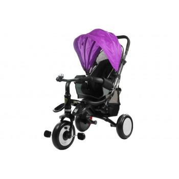 Rower Trójkołowy PRO400 Fioletowy