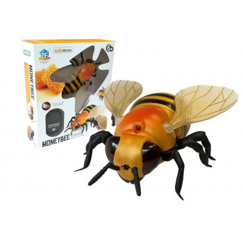 Pszczoła Zdalnie Sterowana R/C Duża