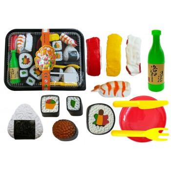 Dziecięcy Zestaw do Sushi Sztućce