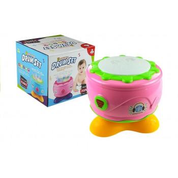 Bębenek muzyczny dla dzieci Zabawka interaktywna